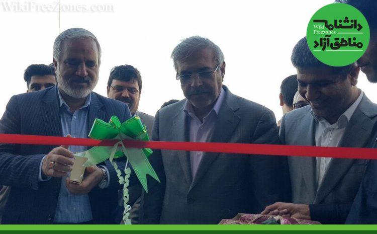 مشاور رئیس جمهوری ۴۰ میلیارد تومان پروژه در چابهار افتتاح کرد