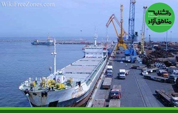 ایجاد دروازههای جدید برای واردات کالا با گسترش مناطق آزاد و ویژه