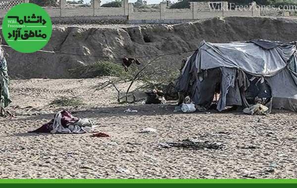 بیخانمانی و بیکاری حاشیهنشینها در چابهار | واگذاری ۶۷ هزار هکتار از اراضی چابهار به مناطق آزاد