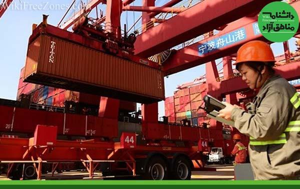 جذب بیش از ۸ میلیارد دلار سرمایهگذاری خارجی توسط مناطق آزاد چین در ۵ ماه نخست سال جاری میلادی