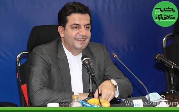 سفیر جدید ایران در جمهوری آذربایجان: منطقه آزاد ارس ظرفیت ایجاد جهش صادراتی را دارد