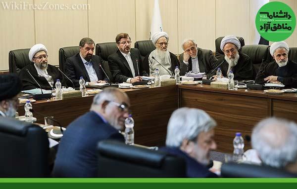 چانهزنی دولتیها برای تایید مناطق آزاد و ویژه جدید در مجمع تشخیص مصلحت