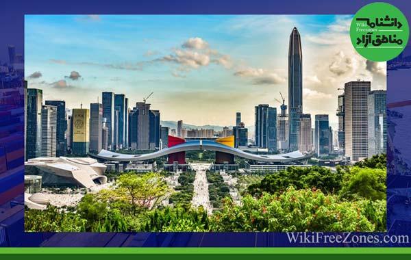 منطقه-ویژه-اقتصادی-شن-جن-چین