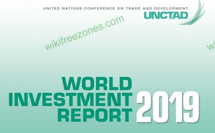 سند: گزارش سرمایهگذاری جهانی و مناطق ویژه اقتصادی آنکتاد