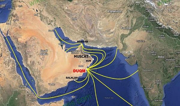 سند: آشنایی با منطقه ویژه اقتصادی دقم در عمان