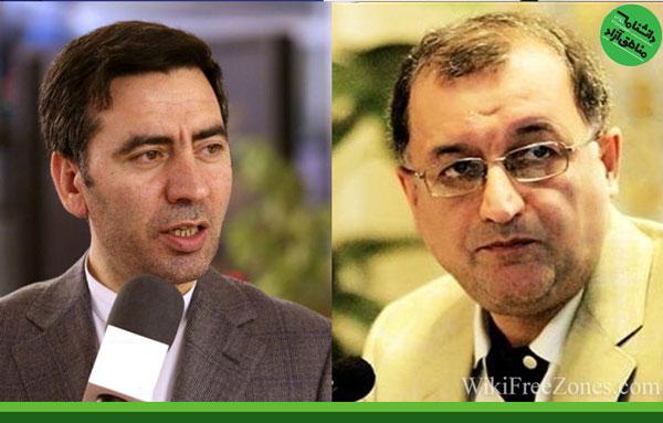 مدیران عامل مناطق آزاد کیش و قشم منصوب شدند